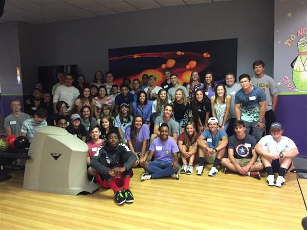 Back to School Bowling, August 2017