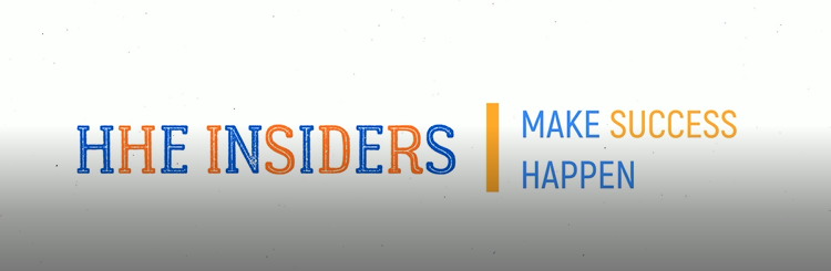 Click on Clubs then HHE Insiders News to watch the latest episodes of our school news.