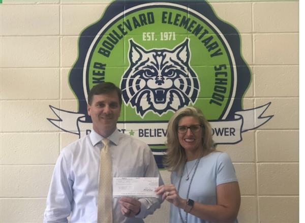 RBE Receives Grant