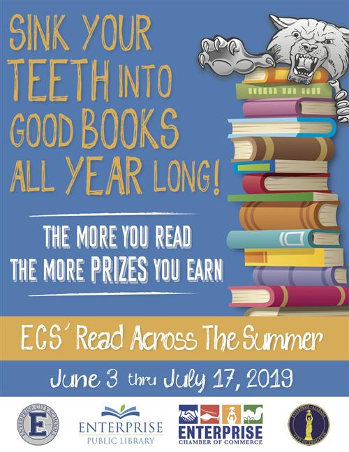 ECS' Read Across the Summer Program