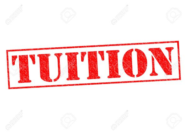 Tuition Update